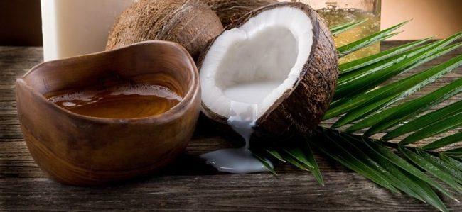 Risultati immagini per olio di cocco pericoloso