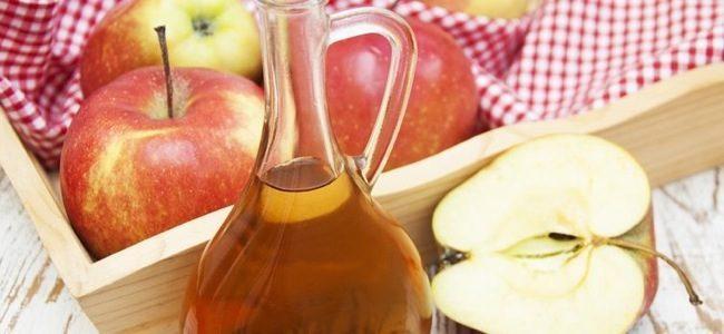 pi sani con l aceto di mele