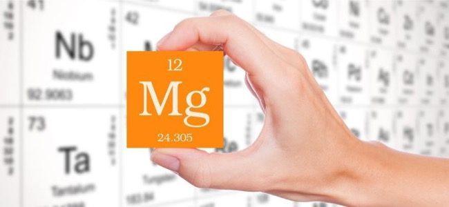 magnesio e pressione