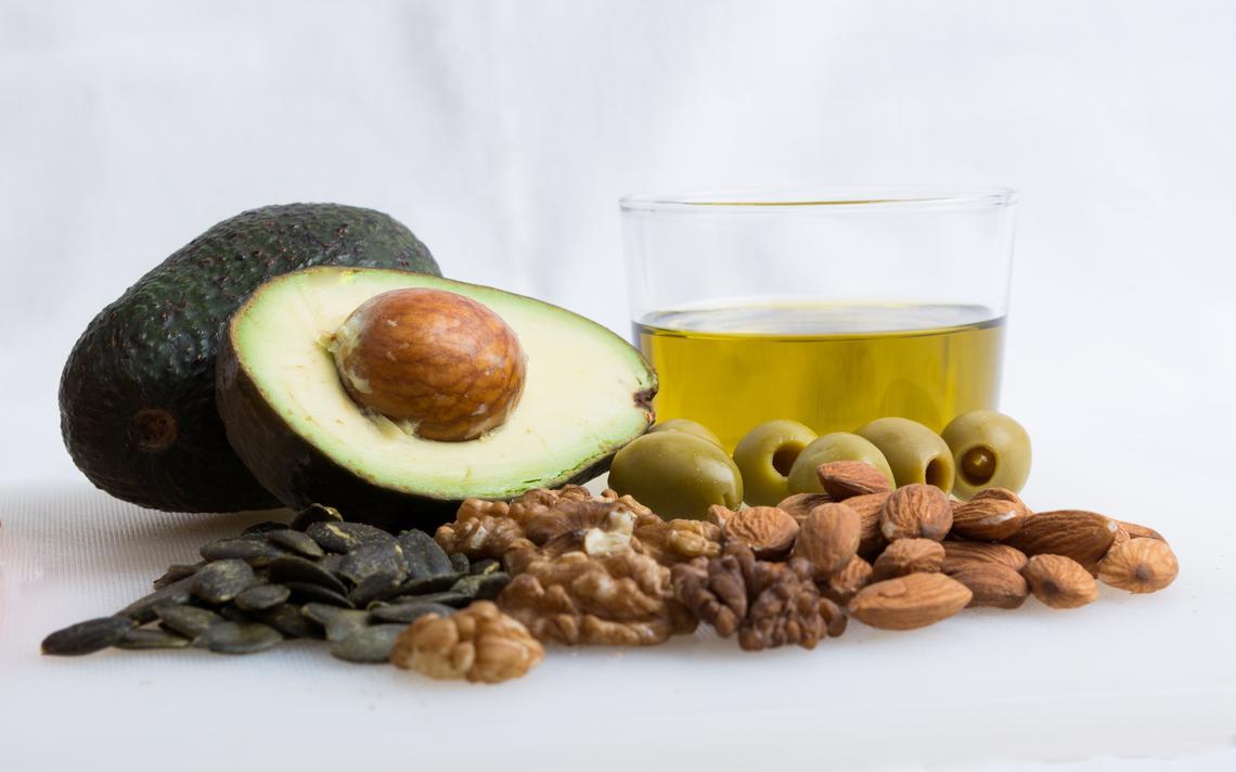Colazione proteica, grassi sani