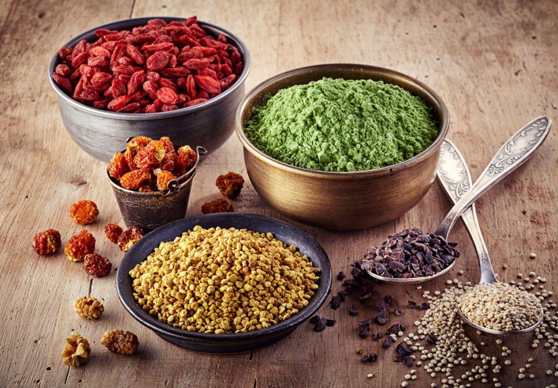 Colazione proteica, superfoods