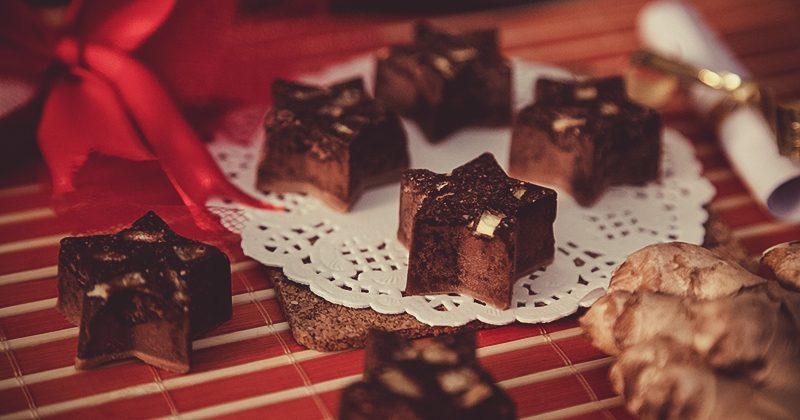Cioccostelline cannella e zenzero