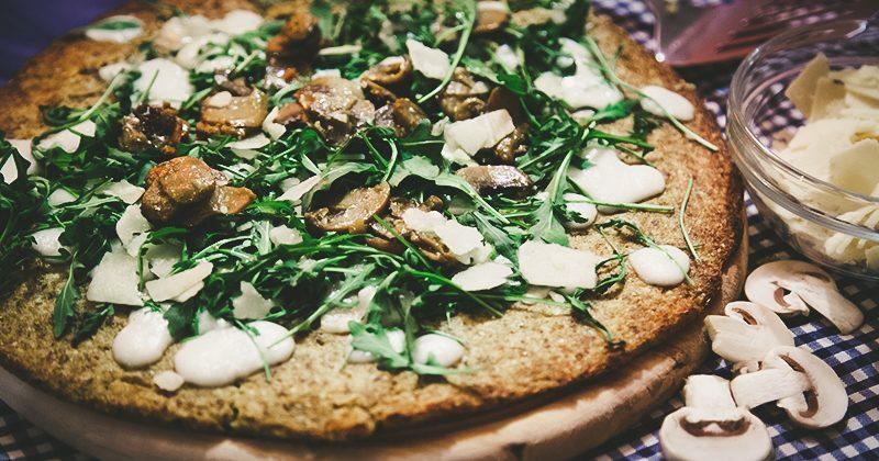 Pizza-Zero-Grano-Vegetariana