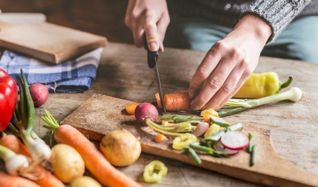 dieta per il controllo della tiroide