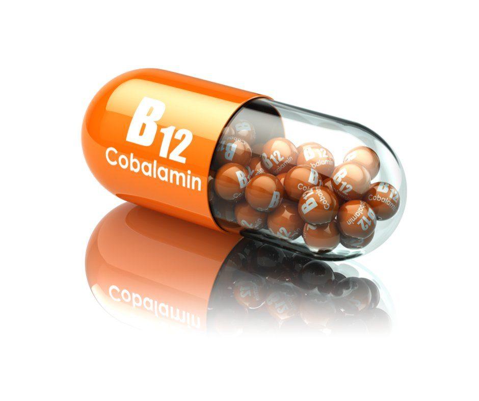 Vitamina B12, funzioni