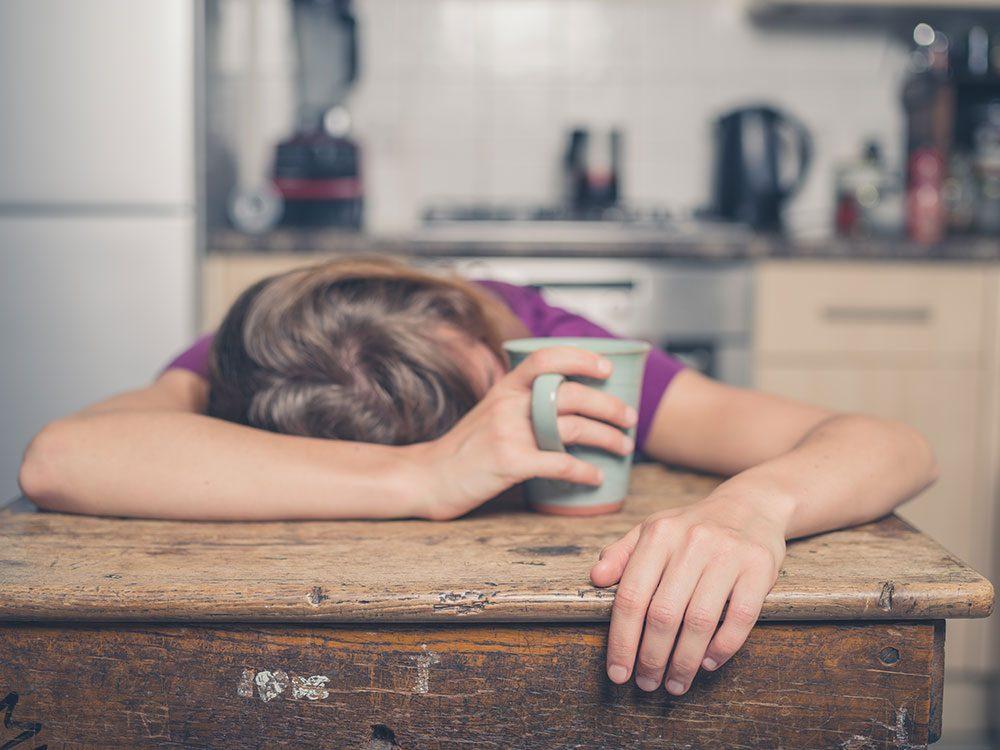 Carenza vitamina B12, sintomi