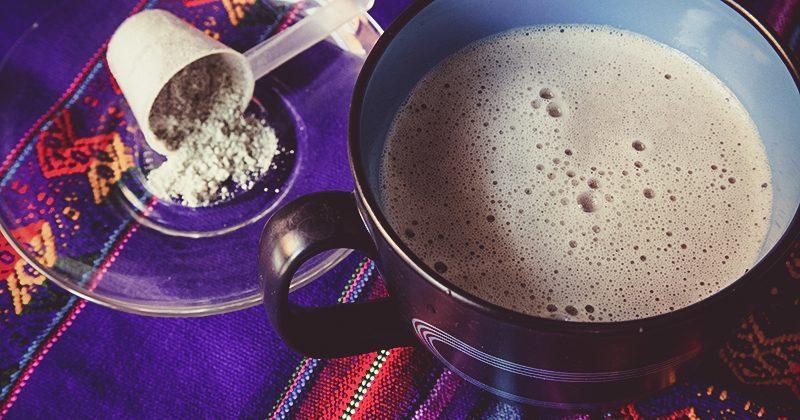 Energy shake al cacao