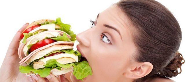Attacchi di fame e leptina