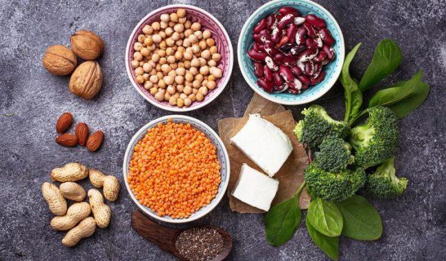 Proteine per vegani