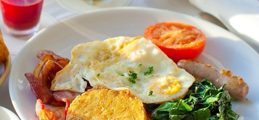 La colazione salata è il miglior modo di iniziare la giornata