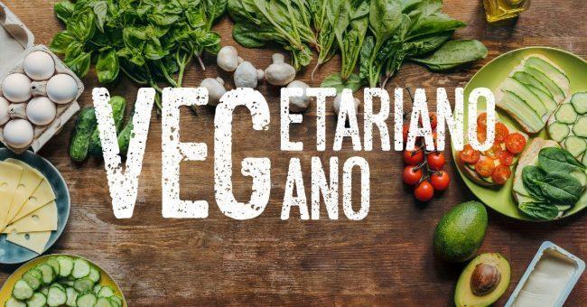 Veganismo e vegetarianismo
