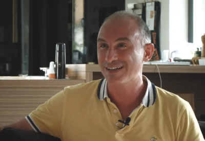 Stefano Caligiuri - Testimonianza SAUTÓN Approach