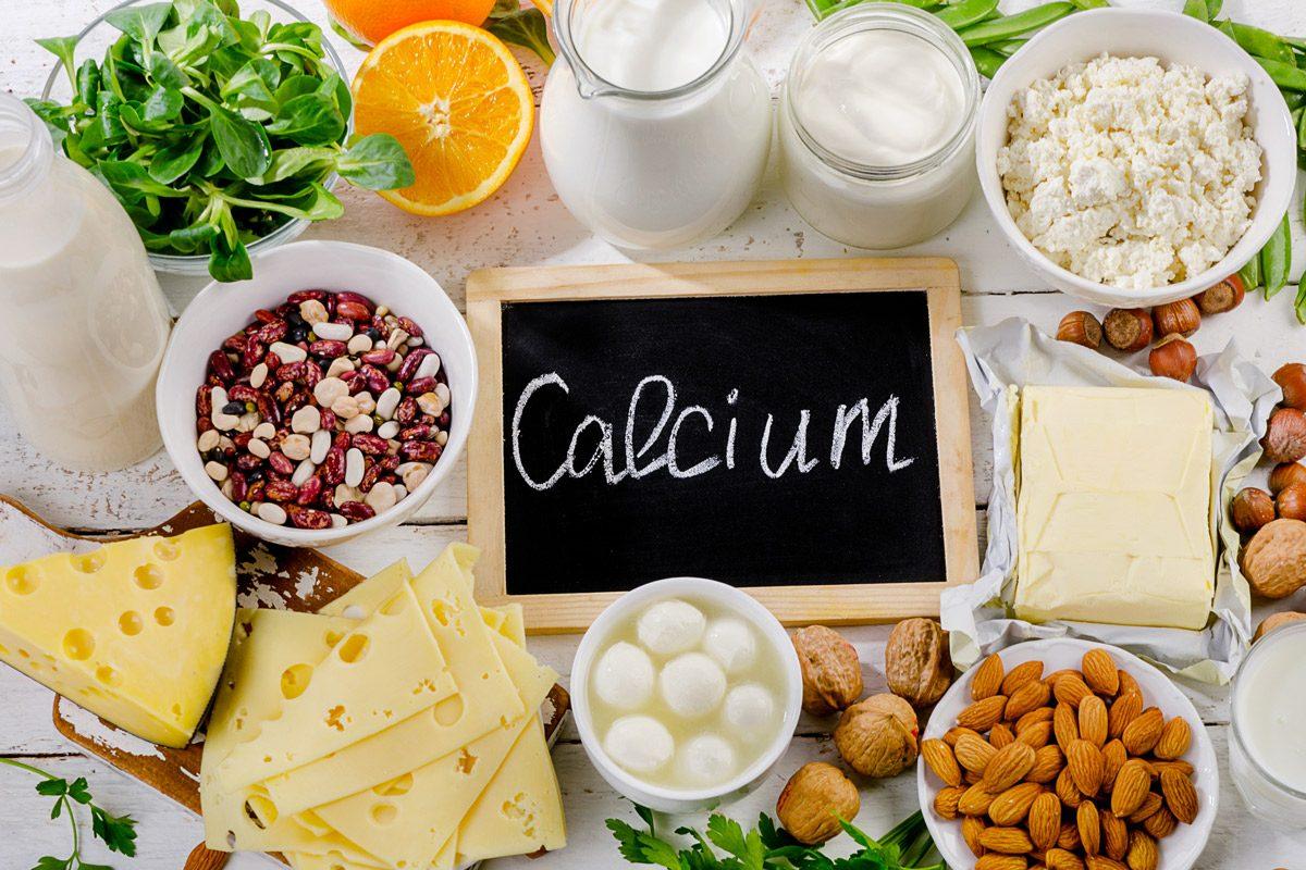 Carenza di calcio alimenti