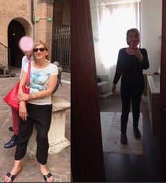 Rosa Armani - Testimonianza SAUTÓN Approach