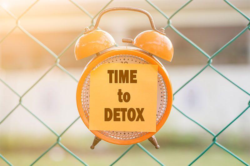 Detox digiuno intermittente