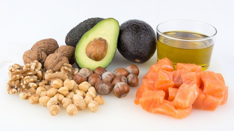 Grassi sani nella dieta