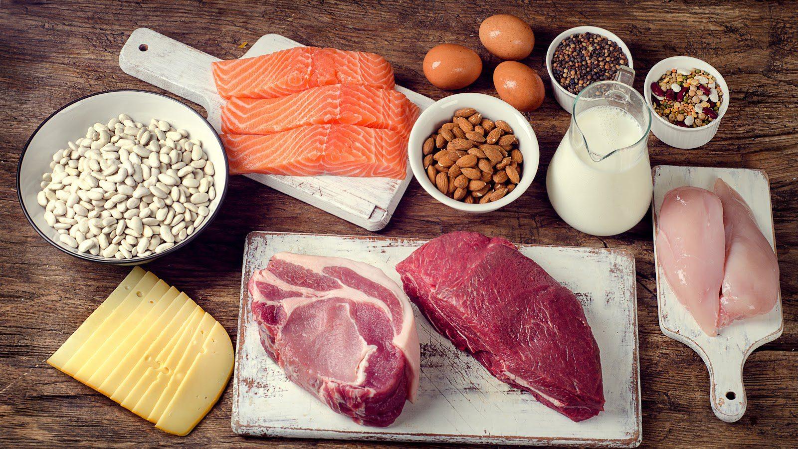Proteine, migliori fonti proteiche