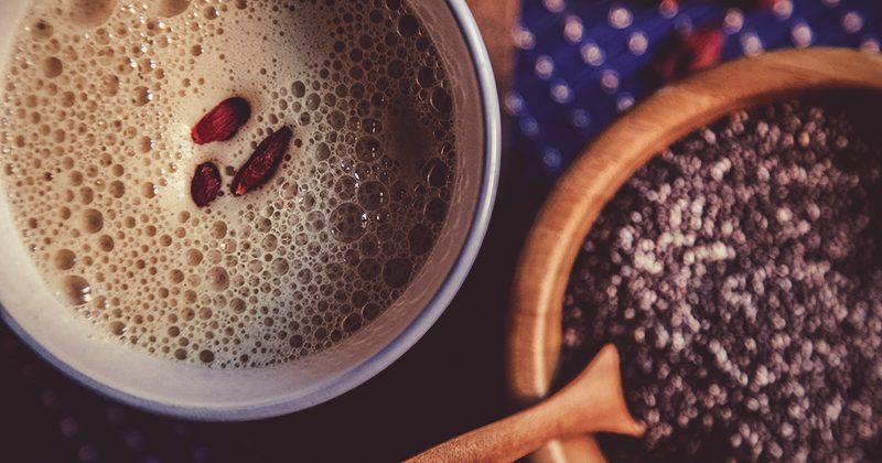 Smart cappuccino semi di chia, proteine vegetali