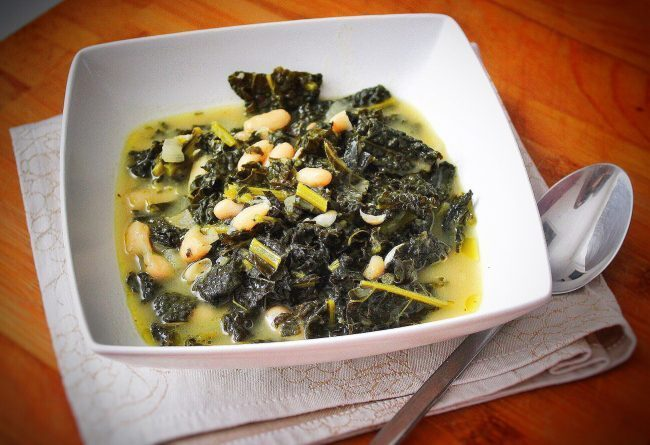 Zuppa cannellini, proteine vegetali