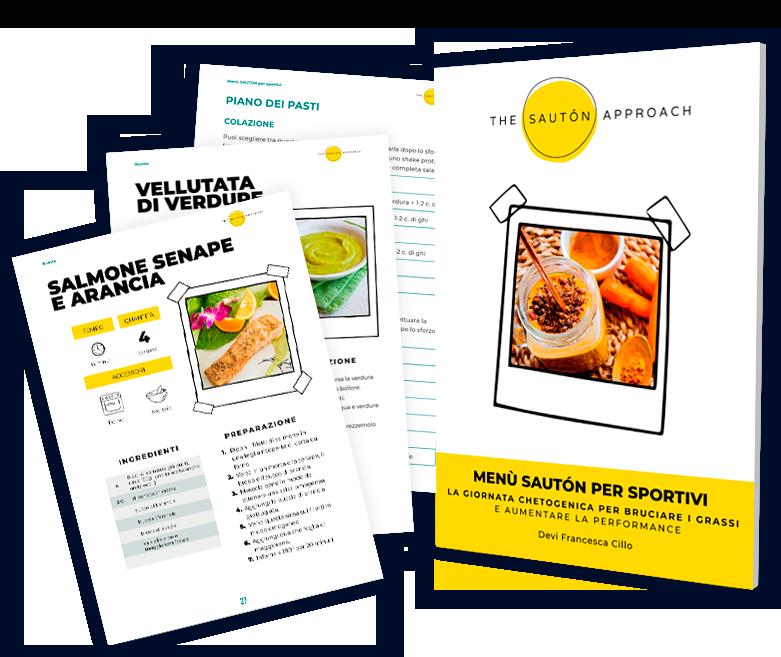 Dieta chetogenica e sport: il menù