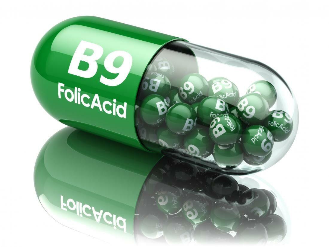 Acido folico e folati
