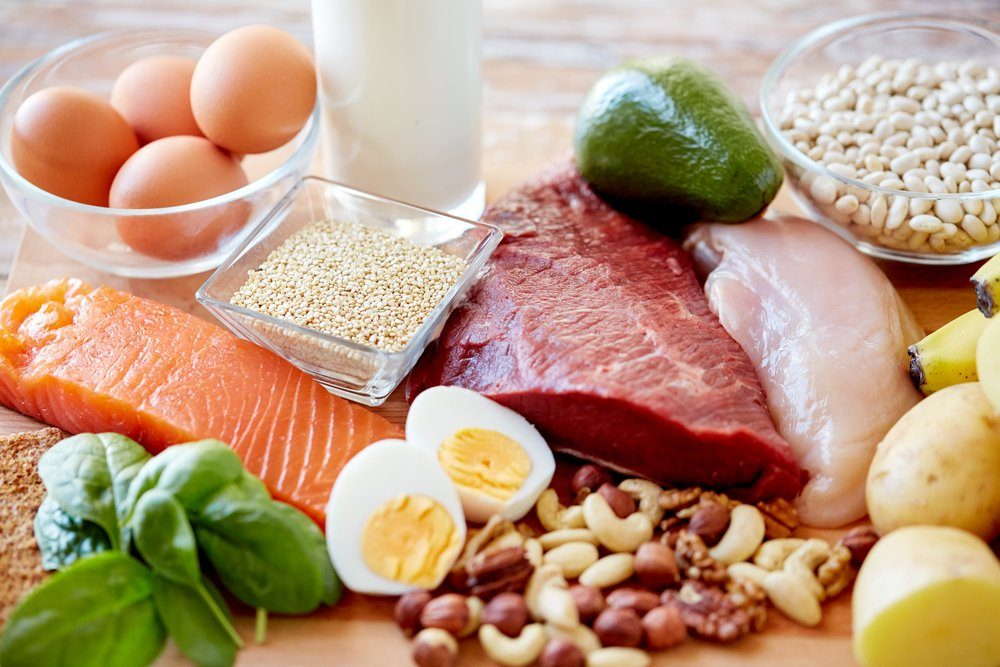 Importanza proteine