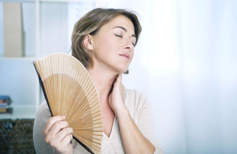 Vampate menopausa