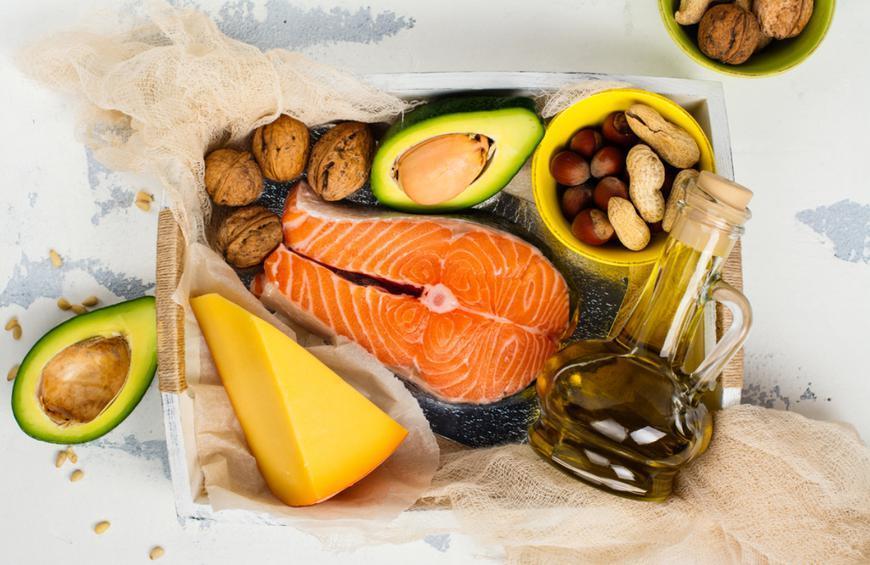 Dieta chetogenica e grassi sani