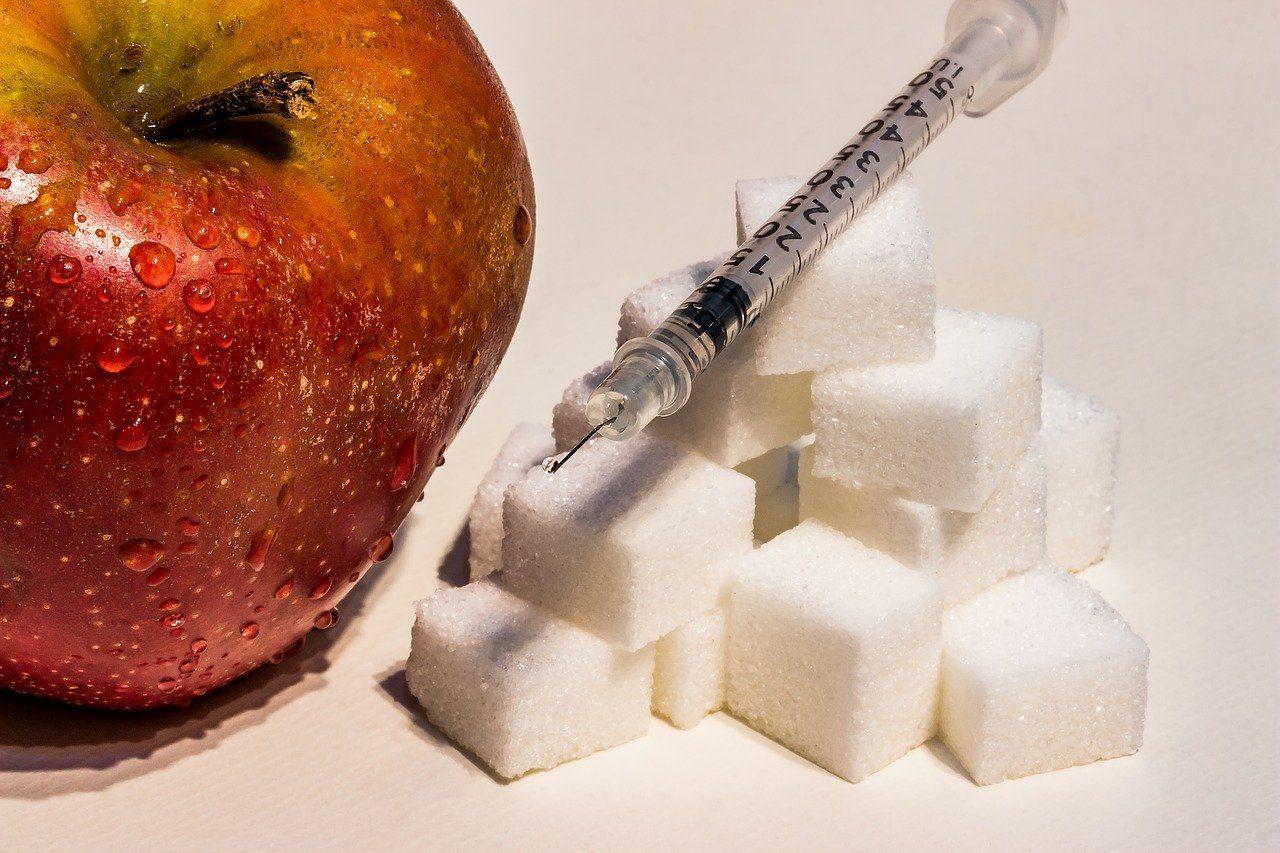 Dieta fruttariana, zuccheri