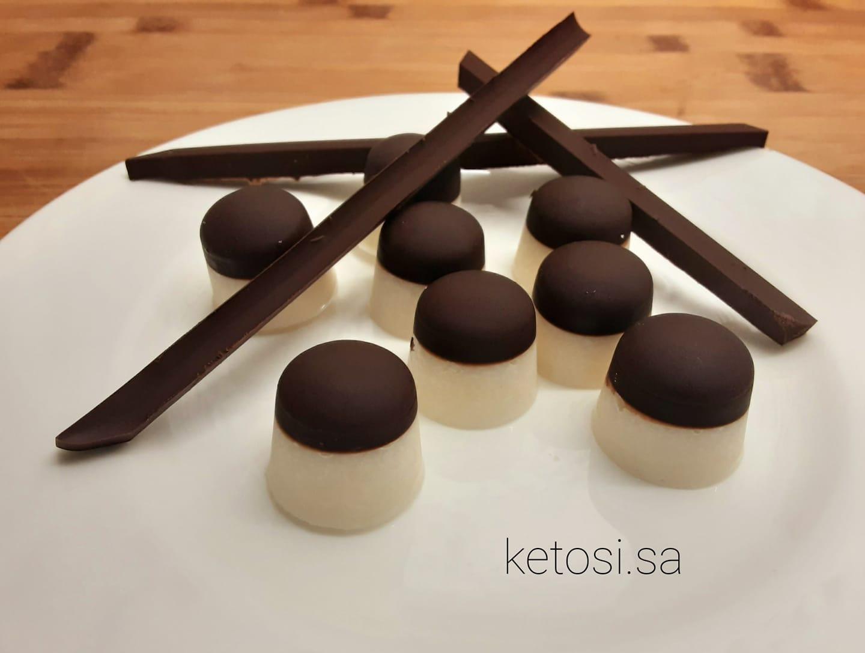 Cioccolatini al cocco per le feste