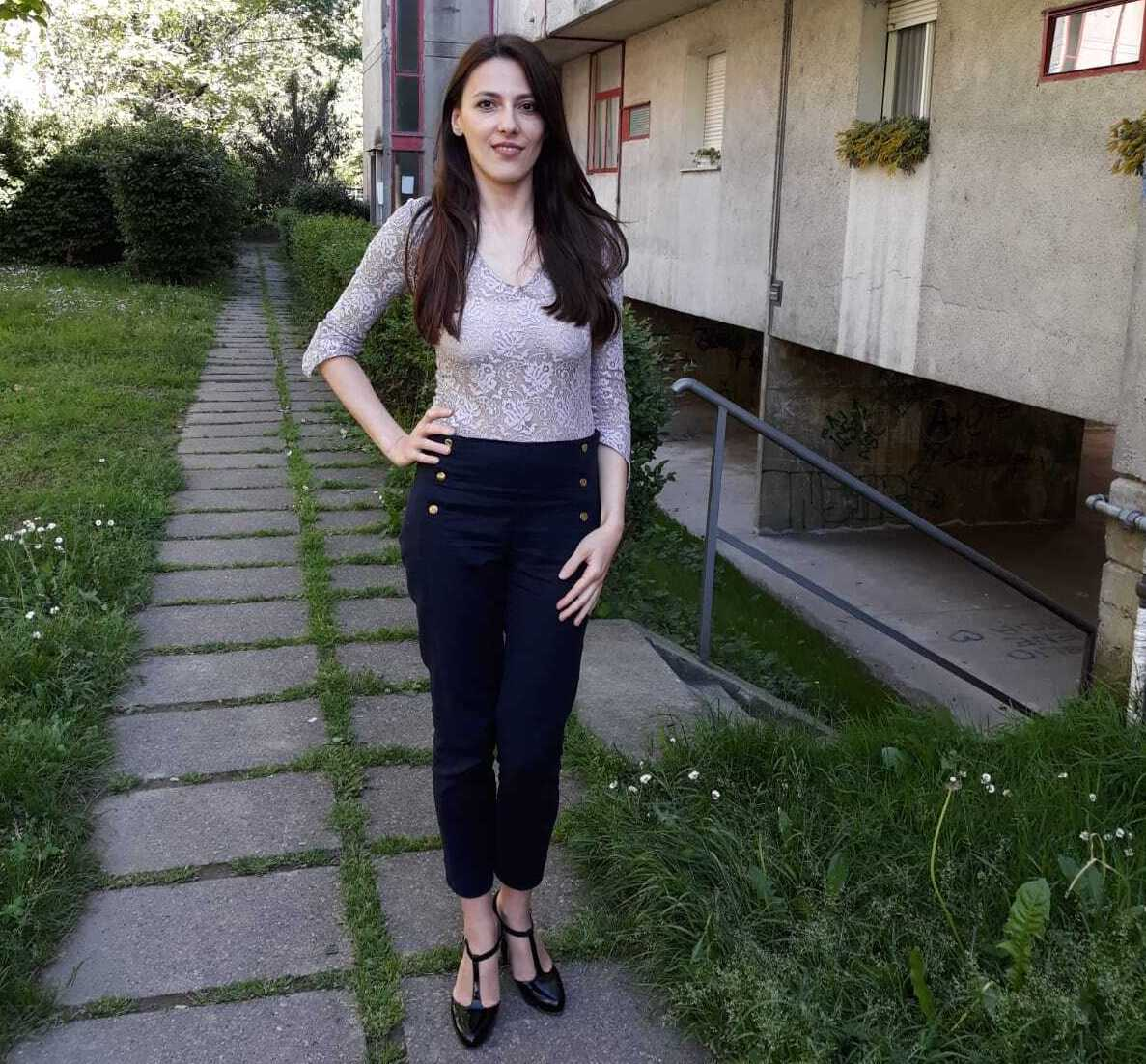 Larisa Cosmina Dubles - Testimonianza SAUTÓN Approach