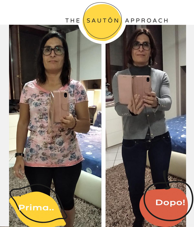 Lussiena Dettori - Testimonianza SAUTÓN Approach