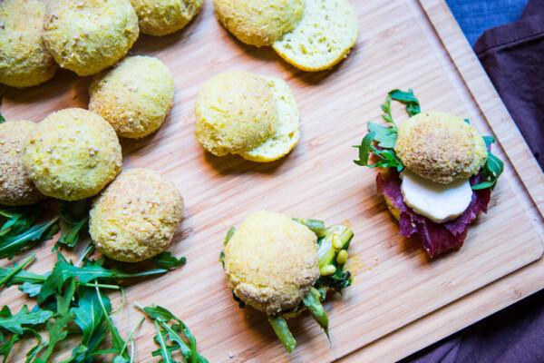 Alternative pane senza glutine e low carb