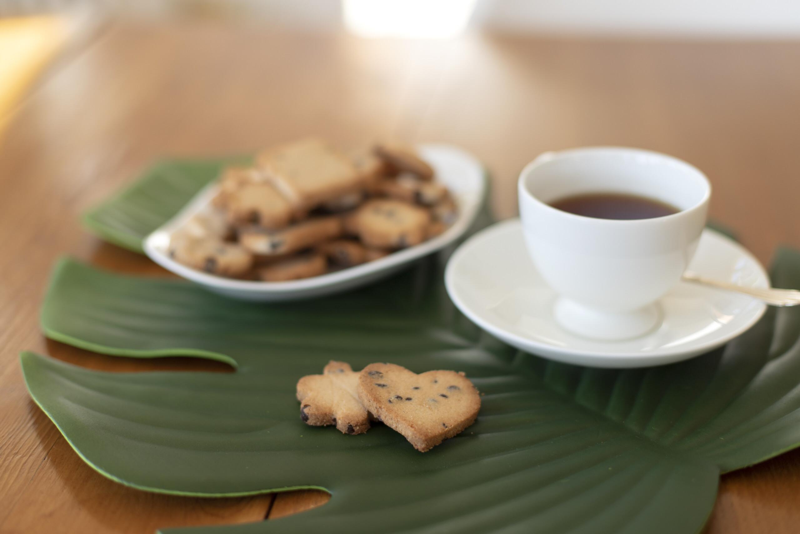 Biscotti con pepite di cioccolato di Maria Teresa Ragucci