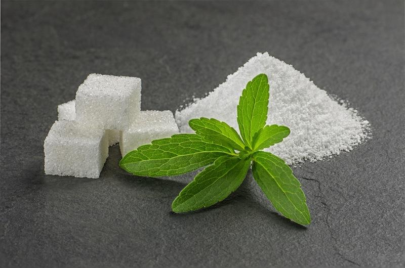 Dolcificanti naturali, stevia