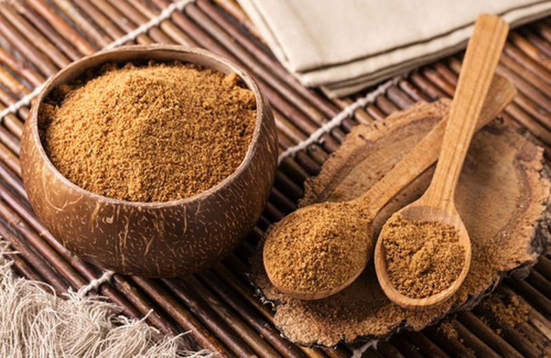 Dolcificanti naturali, zucchero di cocco