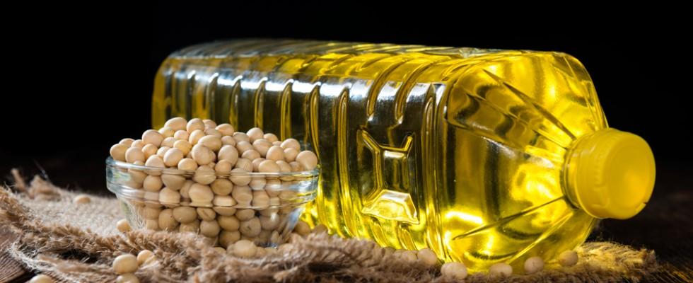 Quali grassi fanno male, olio di soia
