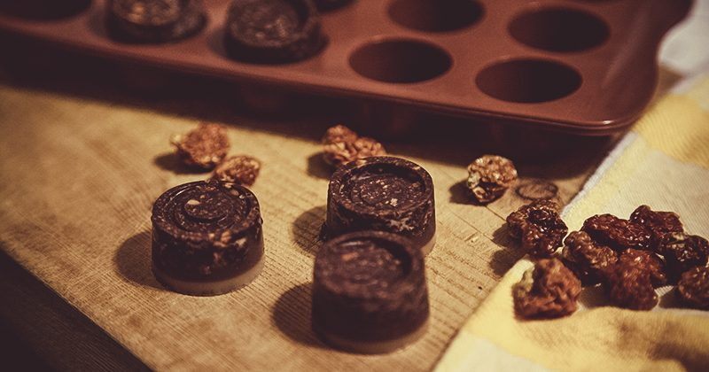 Cioccolatini Bacche Inca