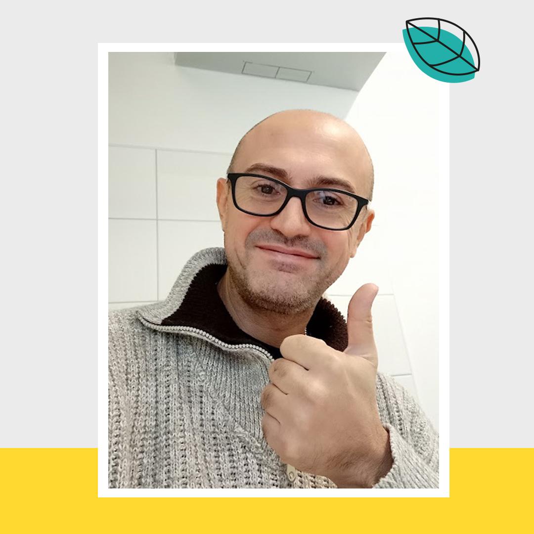 Claudio Cozzolino - Testimonianza SAUTÓN Approach