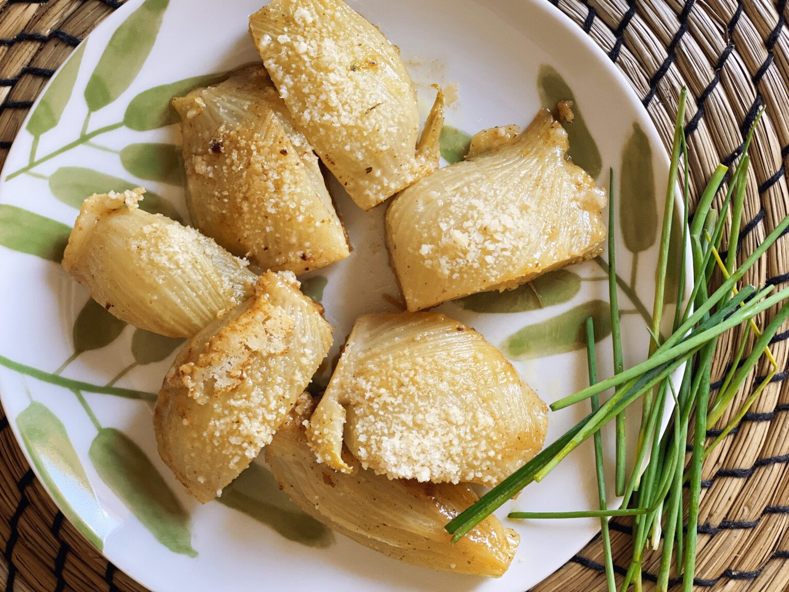 Ricette di verdure, finocchi saltati burro e parmigiano