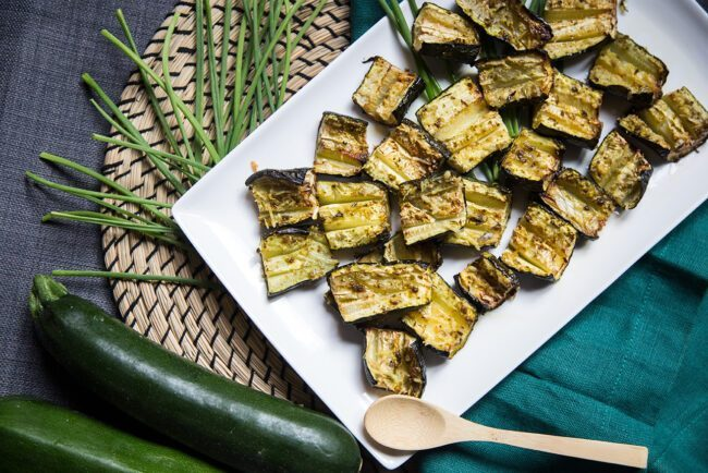 Ricette di verdure, zucchine gratinate