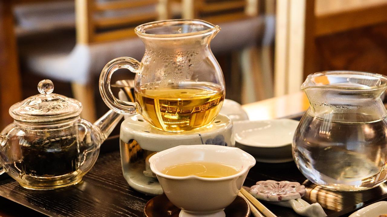 Infusi o tè